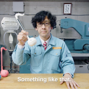 Otamatone Introduction Movie renewed!